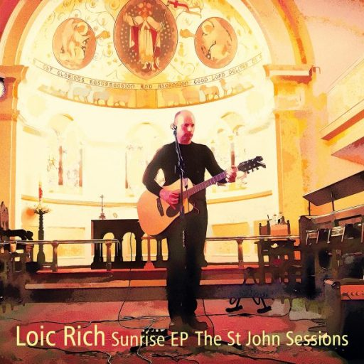 Loic Rich - Sunrise EP The St John Sessions - jynnji records 2018