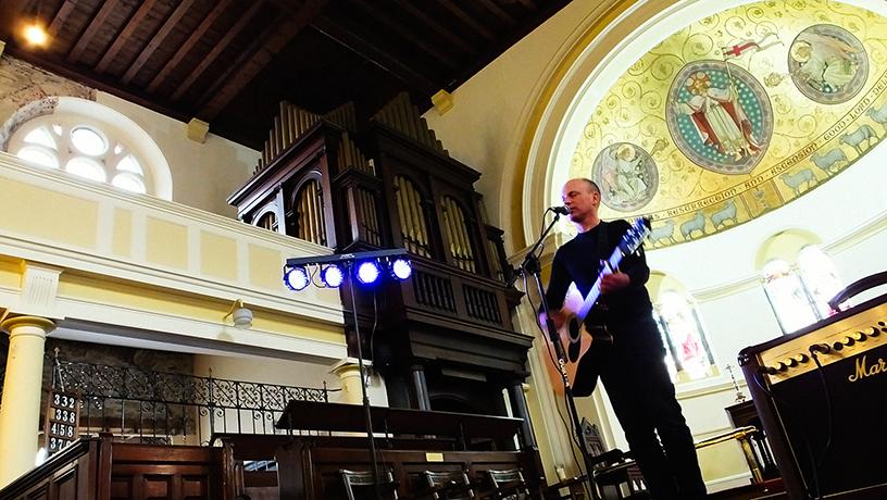 Loic Rich - Sunrise Sessions St Johns Church - jynnji records 2018